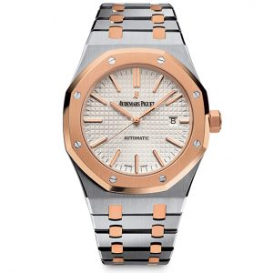 Audemars-Piguet-Royal-Oak-Automatique-Bicolore