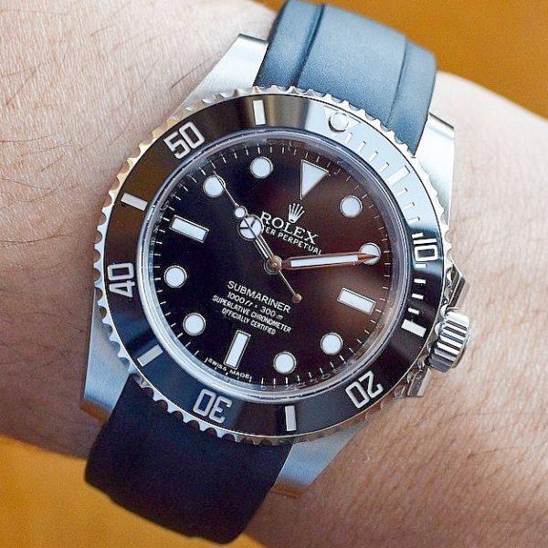 Rolex-Submariner-No-Date-Everest-strap-@chronos-1010-1