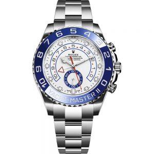 Rolex-Yacht-Master-II-116680-White-front